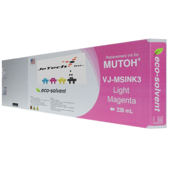 InXave Mutoh VJ-MSINK3A 220ml Light Magenta