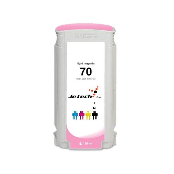 HP70 C9455A 130ml Cartridge Light Magenta