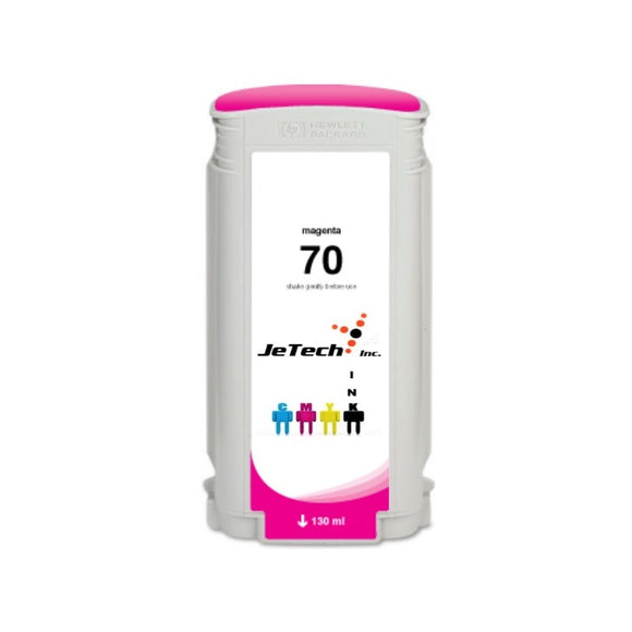 HP70 C9453A 130ml Cartridge Magenta