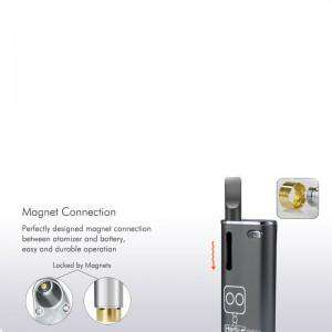 MiG Vapor OVP Oil Vape Pen 3-Temperature Battery for Pre