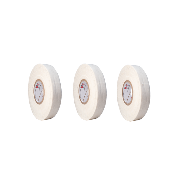 Hoser Hockey 3 Pack White Tape