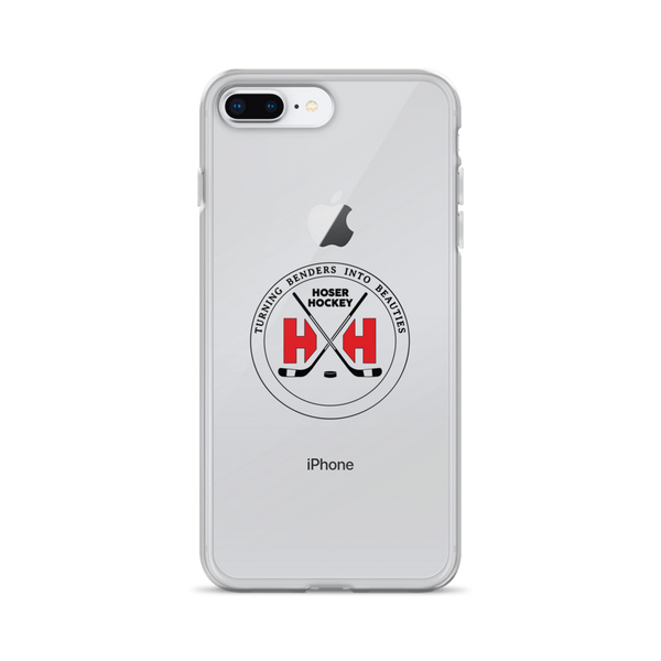 Hoser Hockey iPhone Case