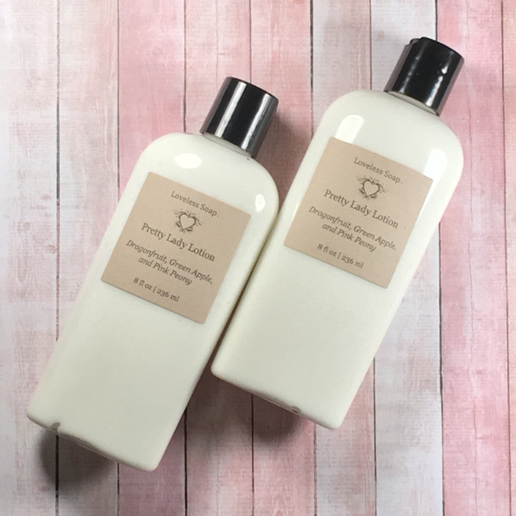 Hydrating & Moisturzing Creamy Body Lotion | Loveless Soap