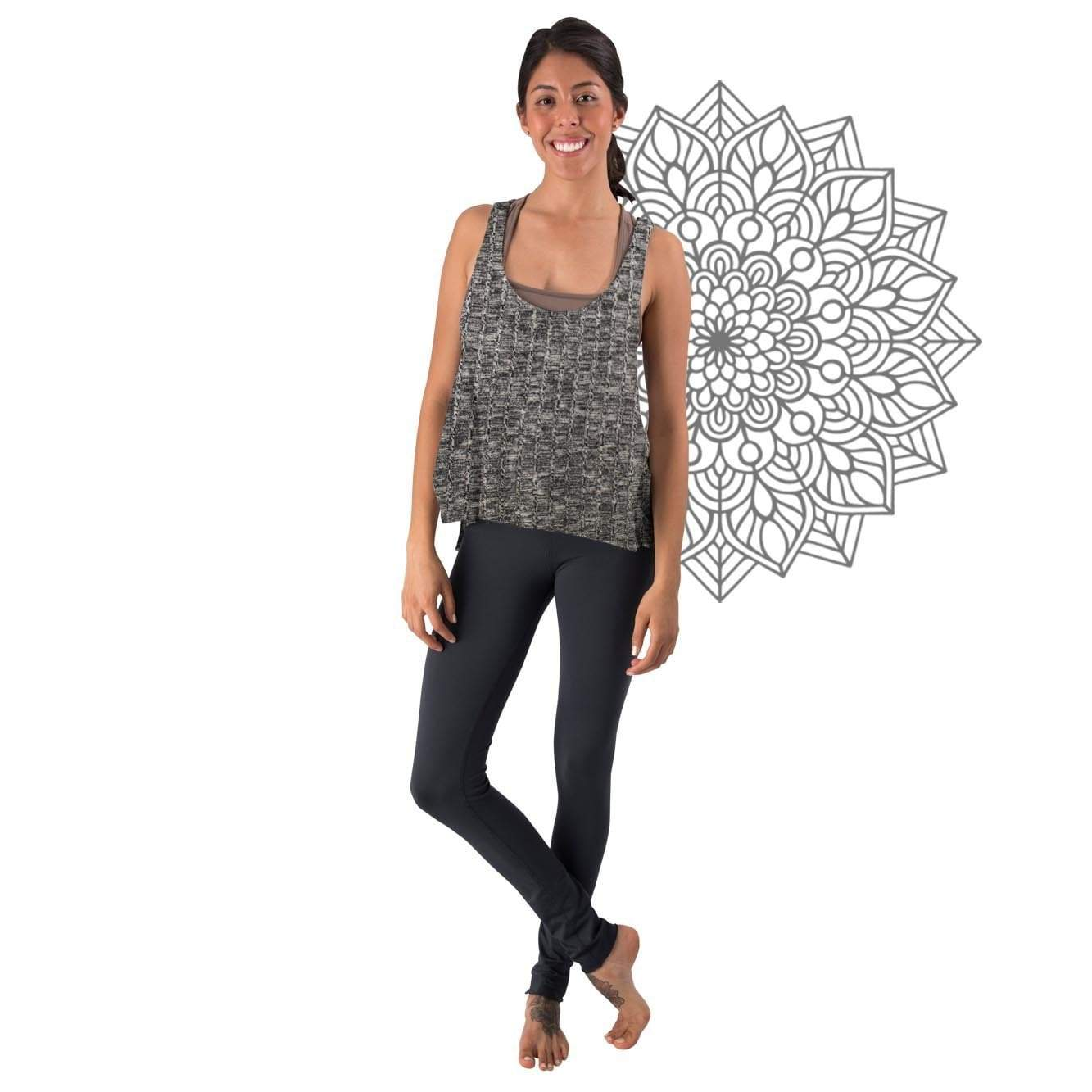 Amusement Tank Top - Uranta Mindful Clothing