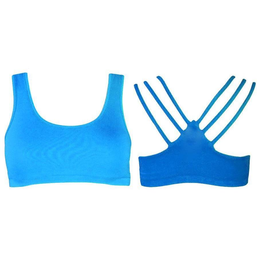 Peace Sports Bra - Uranta Mindful Clothing