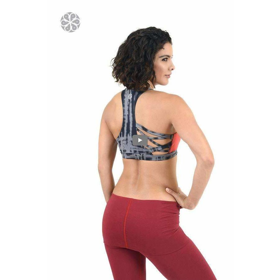 Stretch Sports Bra - Uranta Mindful Clothing