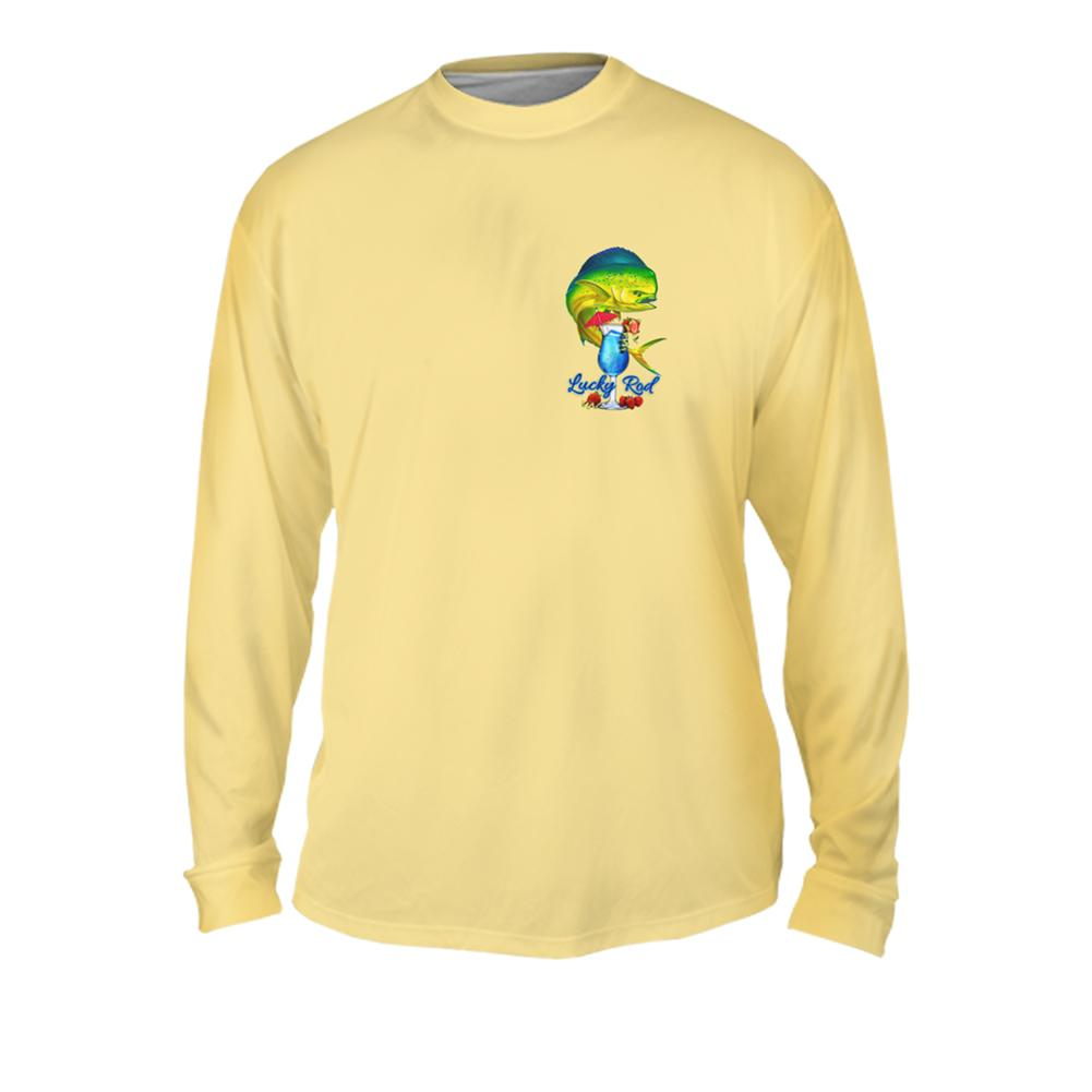 Mahi Drink Mens Performance Long Sleeve