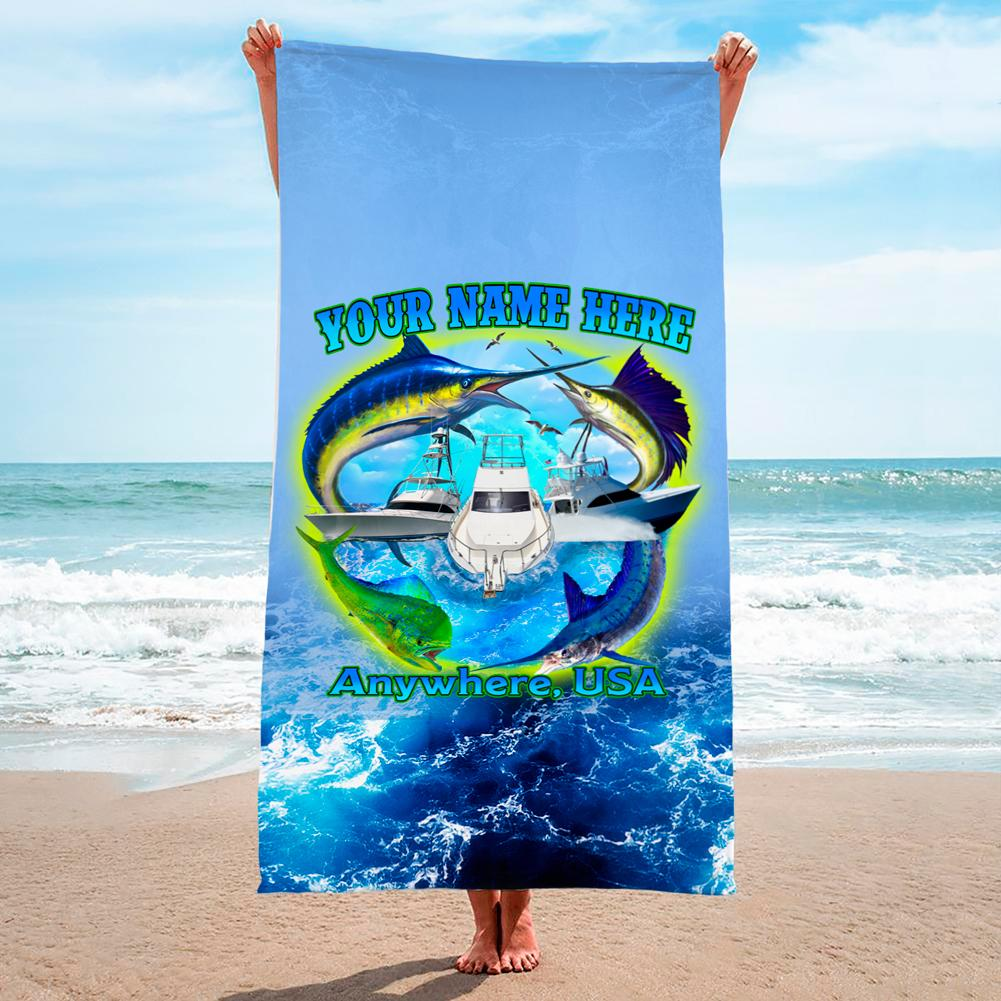 Offshore Friday Reef - Premium & Standard Towel