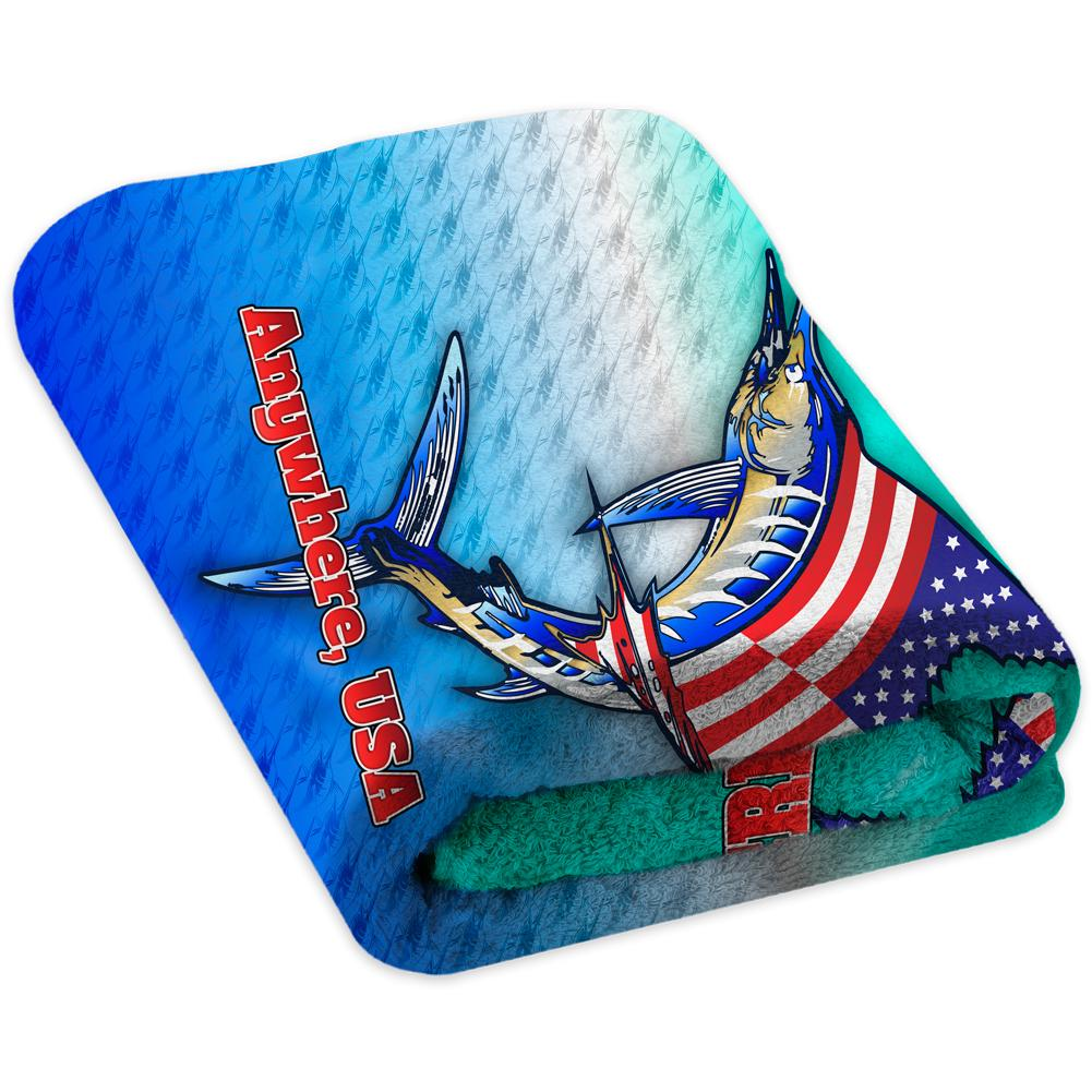 National Marlin - Premium & Standard Towel