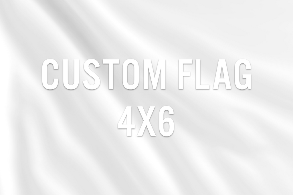 Custom Digital Flag 4'x6'