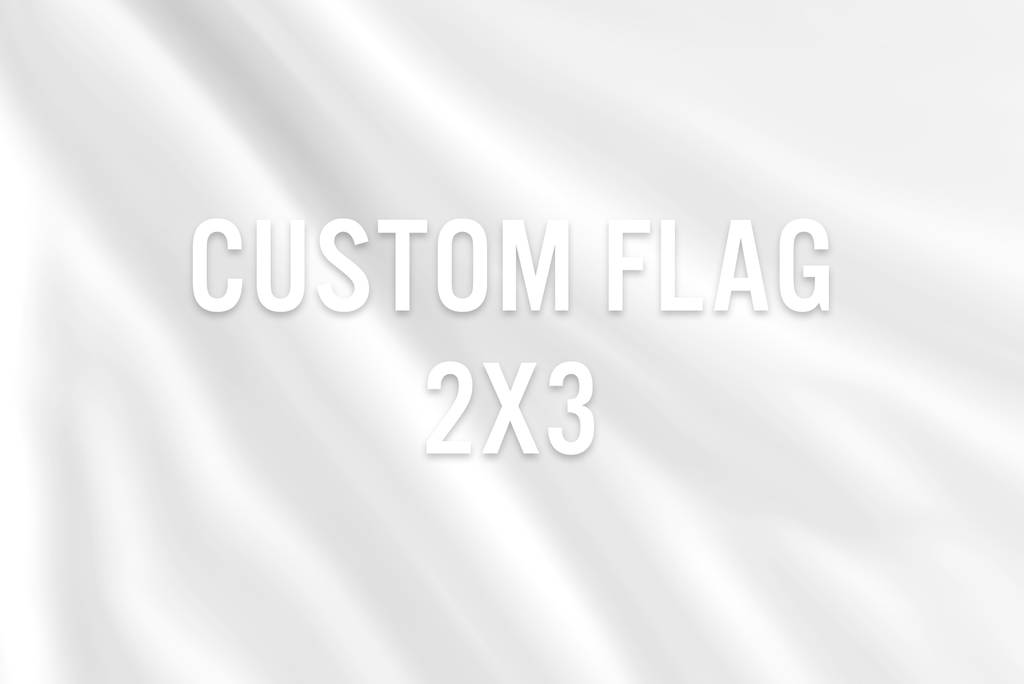 Custom Digital Flag 2'x3'