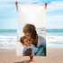 "Premium Beach Towel - 30""x60""- Cotton Backing"
