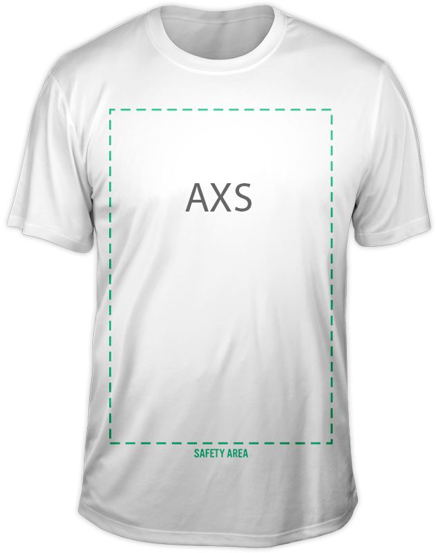 Mens Short Sleeve Shirt AXS