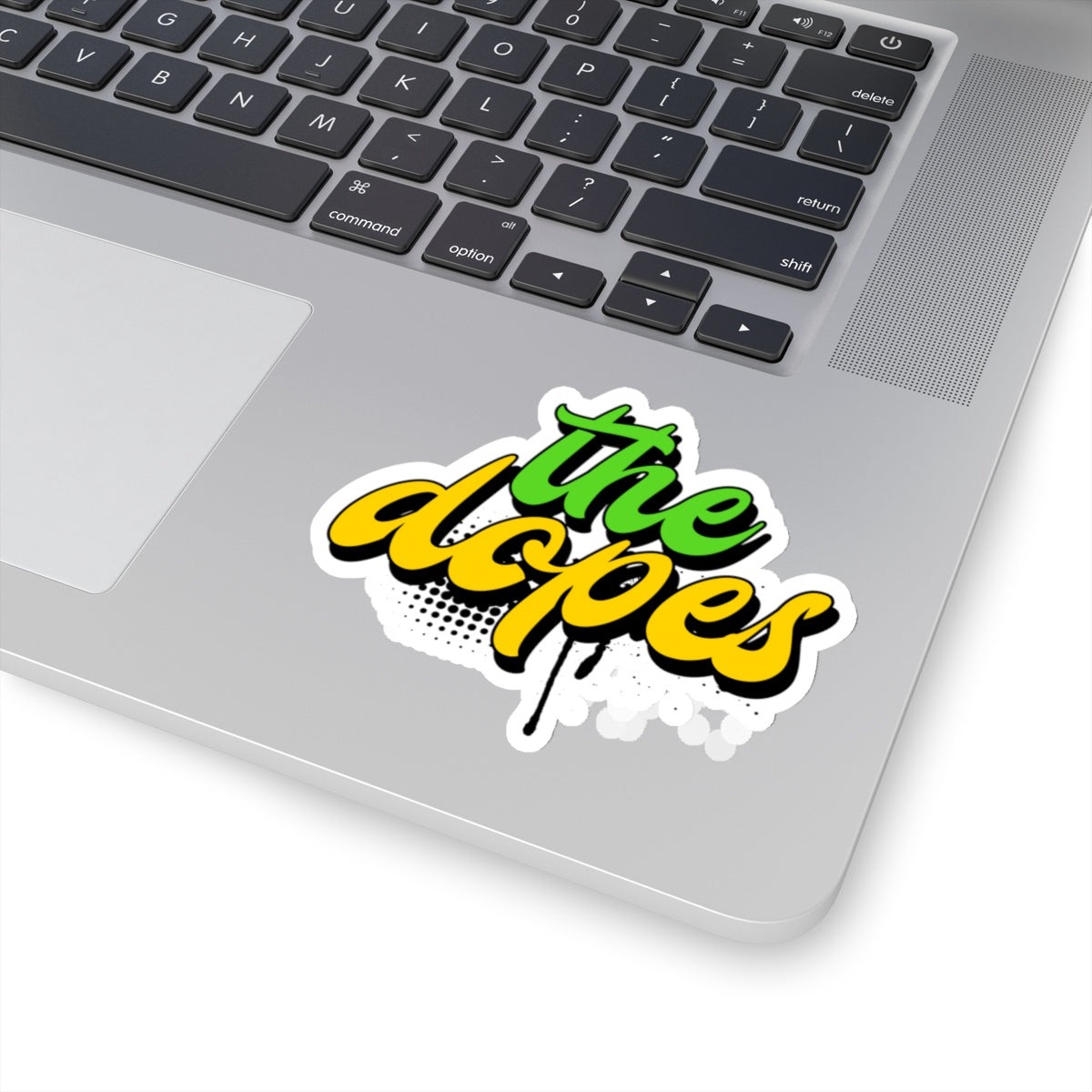 The Dopes Kiss-Cut Stickers