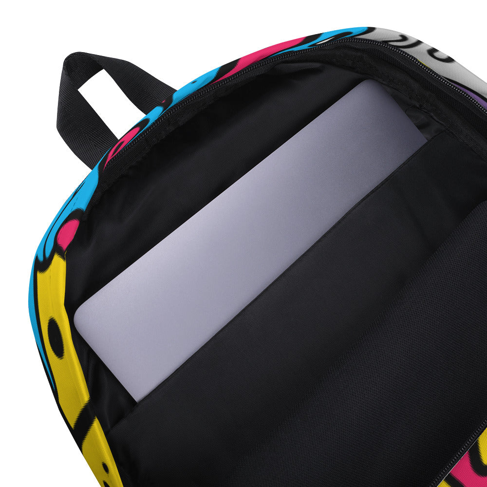 The Dopes Graffiti BackPack