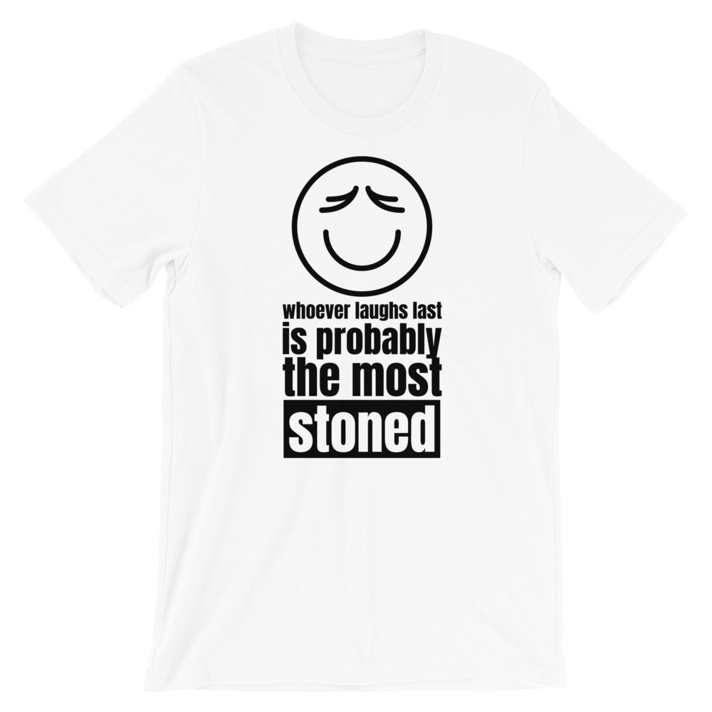 Most Stoned Short-Sleeve Unisex T-Shirt