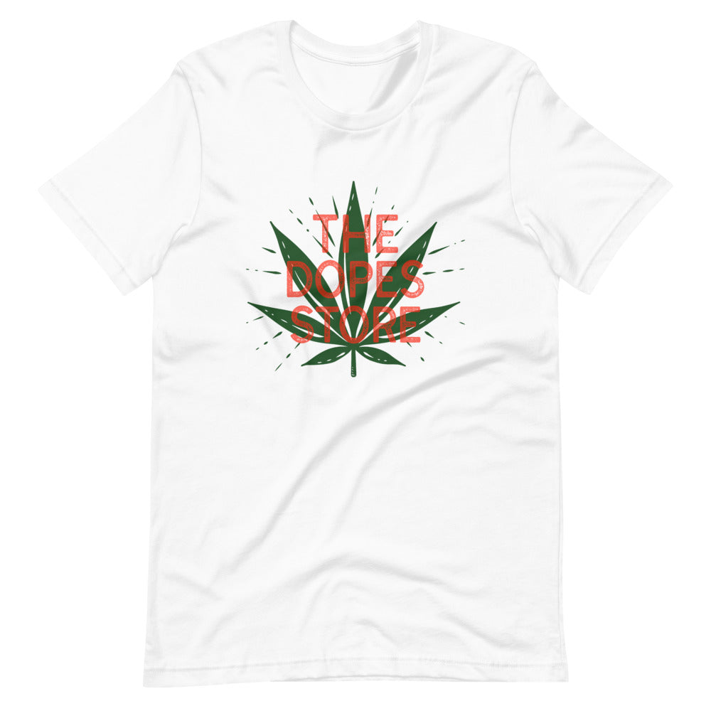 The Dopes Store Plant Short-Sleeve Unisex T-Shirt