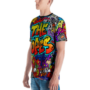 The Dopes Graffiti Men's T-shirt