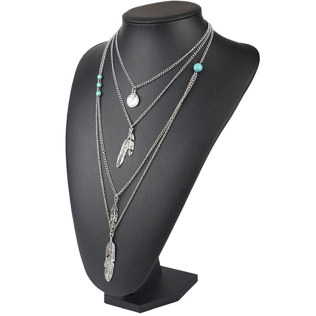 Best Multi Layers Long Necklace