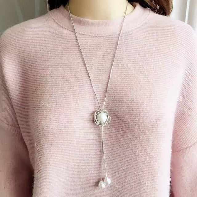 Pearl Choker Necklaces