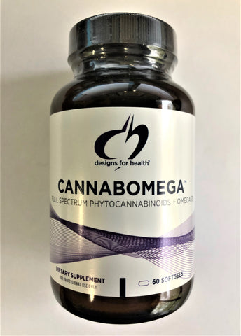 CannabOmega - Phyt0-3™ Proprietary Omega-3 Fatty acids | FREE US SHIPPING!