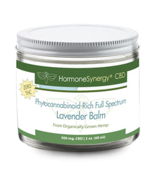 500 mg. Full Spectrum Lavender / Eucalypus Balm - CBD - CLOSEOUT SALE! ***MUST CALL 503-230-7990 to order by phone***