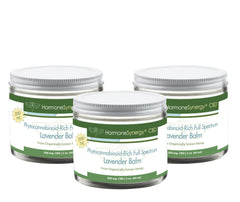 Bundle of 3 Phytocannabinoid-Rich Full Spectrum Lavender / Eucalypus Balm - 500 mg CBD - FREE US SHIPPING!