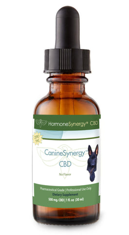 500 mg. CBD Hemp Oil Liquid for Pets - - NO FLAVOR - FREE US SHIPPING!