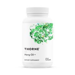Thorne Hemp Oil Plus | FREE US SHIPPING!