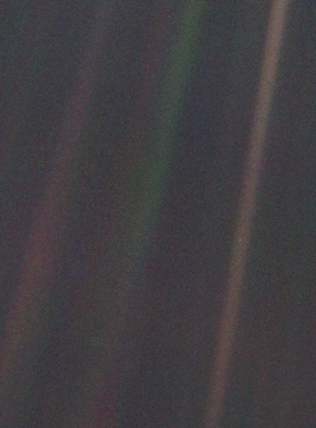 Stellar Telescope Pale Blue Dot