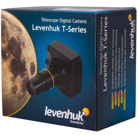 Levenhuk SkyMatic 135 GTA Reflector + Astrophotography Camera Bundle