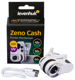 Levenhuk Zeno Cash ZC8 Pocket Microscope