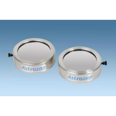 Astrozap Glass Solar Filter Pair For 67mm-73mm Binoculars