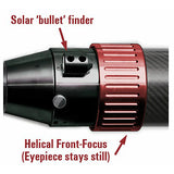 Daystar 60mm-ds Solar Scout Dedicated Solar Telescope