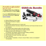 Daystar 60mm-ds Solar Scout Bundle