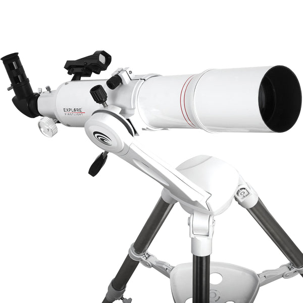 Explore FirstLight 80mm Refractor with Twilight Nano Mount