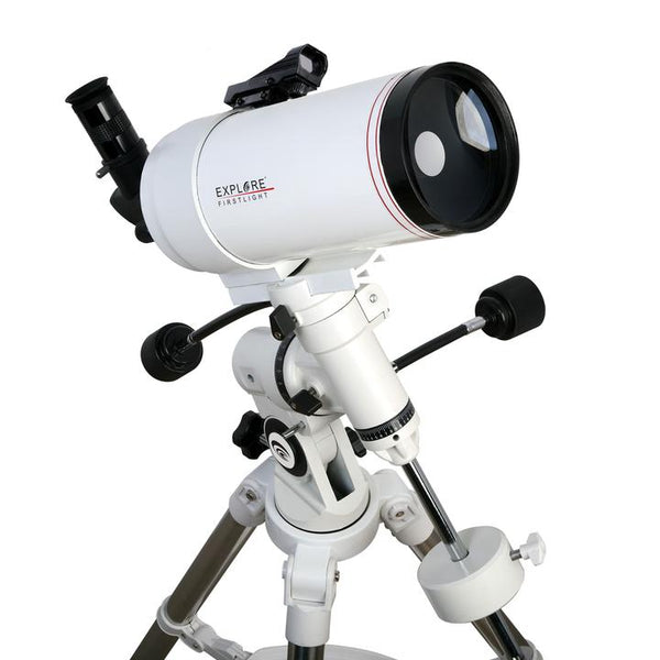 Explore Scientific FirstLight 100mm Maksutov-Cassegrain with EXOS Nano EQ Mount