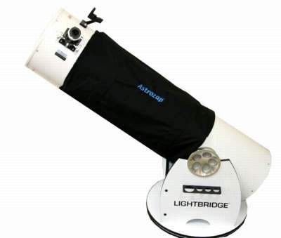 "Astrozap Light Shroud For Meade 10"" Light Bridge Dobsonians"