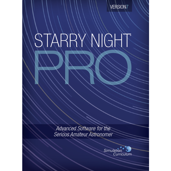 Simulation Curriculum - Starry Night Pro 7