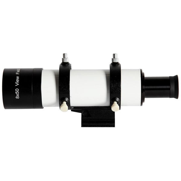 Explore Scientific 8x50 NON-Illuminated White Finder Scope