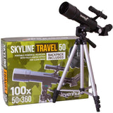 Levenhuk Skyline Travel 50 Telescope 2