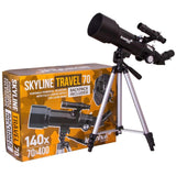 Levenhuk Skyline Travel 70 Telescope 2