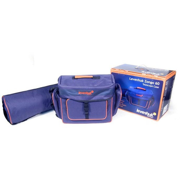 Levenhuk Blue Zongo 60 Telescope Case: Small
