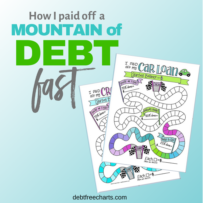 Overcoming a Mountain of Debt: Bethany's Story