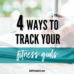 4 Ways to Track Your Fitness Goals