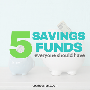 5 Savings Funds Everyone Should Have