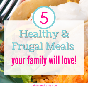 5 Simple and Frugal Family Meals