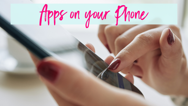 Apps on your phone for fitness tracking