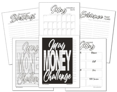 2019 May Money Challenge Pack