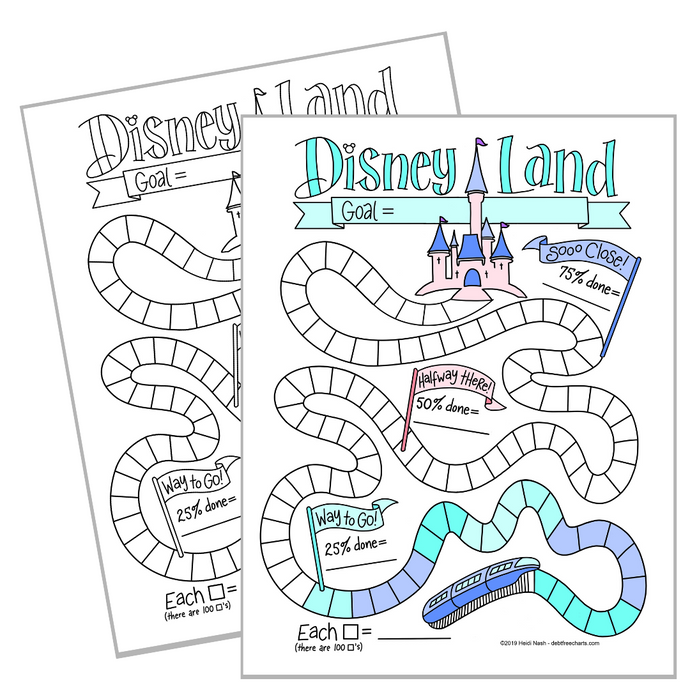 Disney Land Game